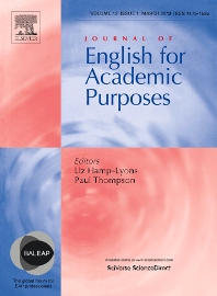 Click to jump to the original article (behind paywall): Nesi, Hilary (2012) Laughter in university lectures. Journal of English for Academic Purposes, 11(2). 79-89.